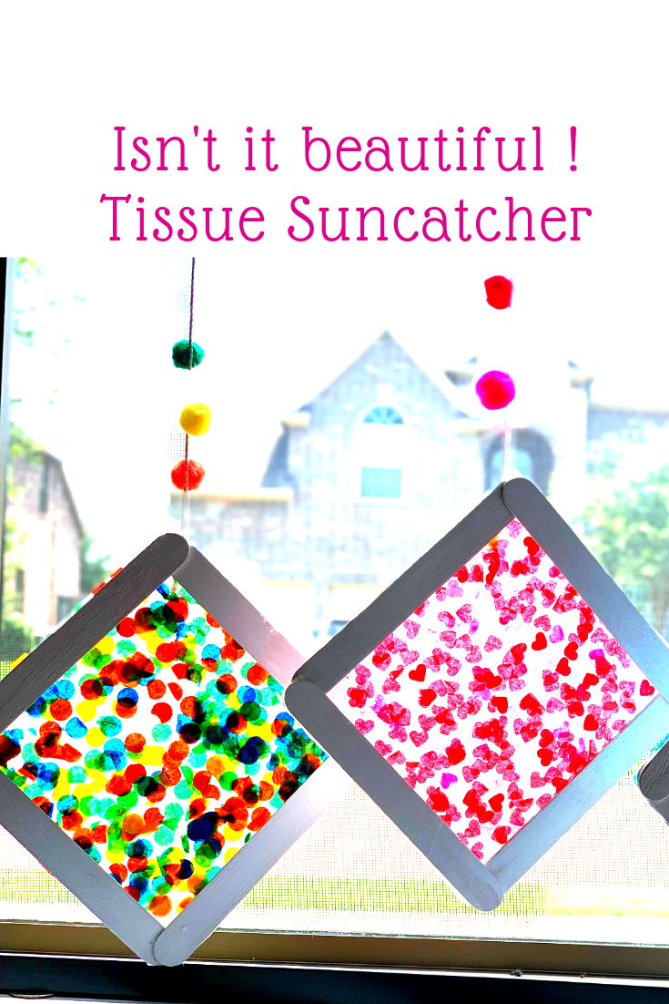 Tissue Suncatcher