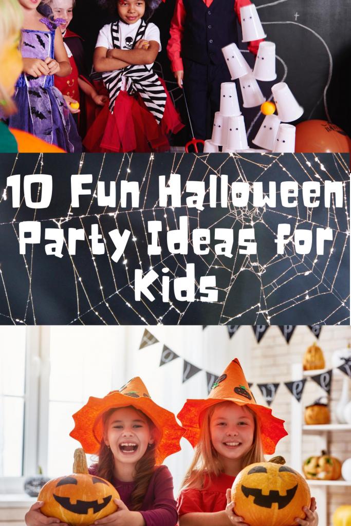 Ideas for a Socially Distanced Halloween, Ideas for spooky quarantine Halloween for kids