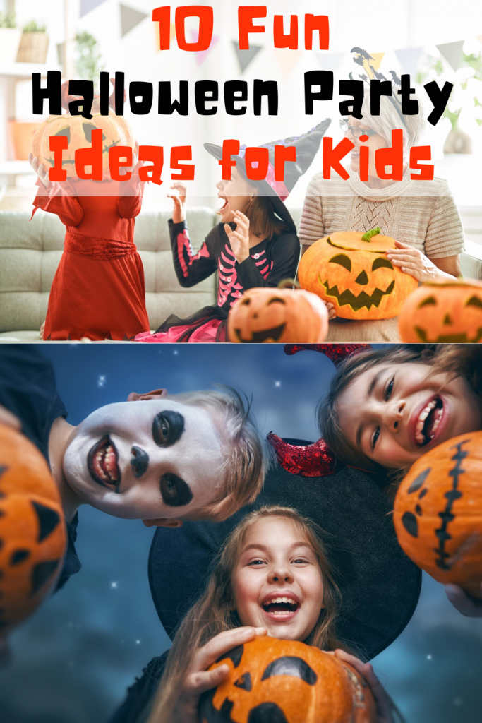 Fun Halloween Party Ideas For Kids