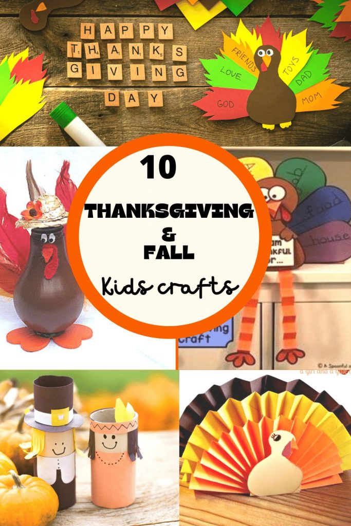 thanksgiving kids craft, Thanksgiving craft for kids