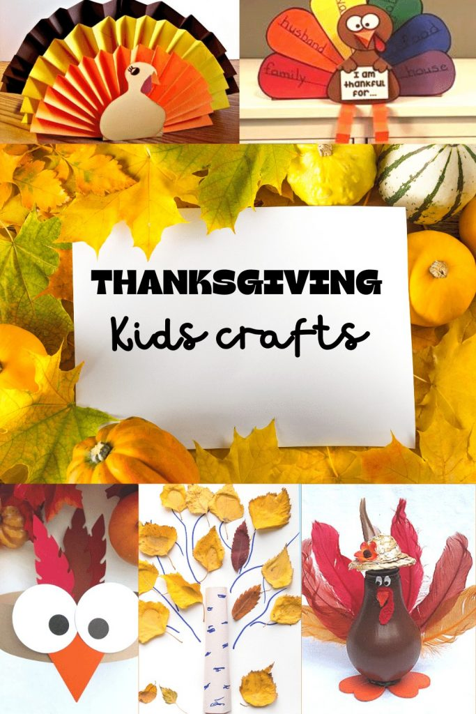 thanksgiving kids craft, turkey craft ideas